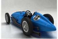 Talbot Lago Grand Prix 4,5 litres JDR Paris - Voitures circulaires made in France, tether cars en fonte d'aluminium
